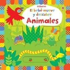 EL BEBE MUEVE Y DESCUBRE ANIMALES