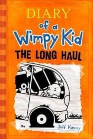 DIARY OF A WIMPY KID 9 THE LONG HAUL