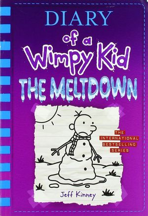 DIARY OF WIMPY KID 13. THE MELTDOWN