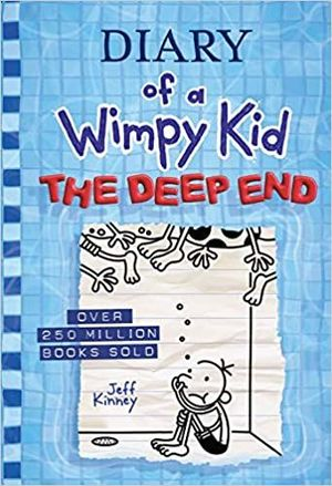 DIARY OF WIMPY KID 15. THE DEEP END