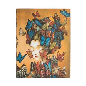 BLOC LISO MADAME BUTTERFLY PAPERBLANKS