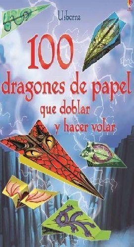 100 DRAGONES DE PAPEL