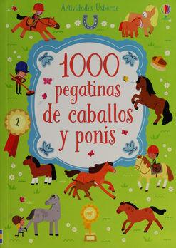 1000 PEGATINAS DE CABALLOS Y PONYS