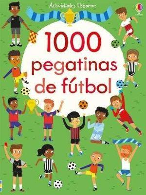 1000 PEGATINAS DE FUTBOL