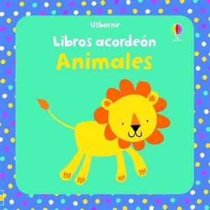 LIBROS ACORDEON. ANIMALES