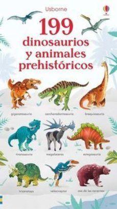 199 DINOSAURIOS Y ANIMALES PREHISTORICOS