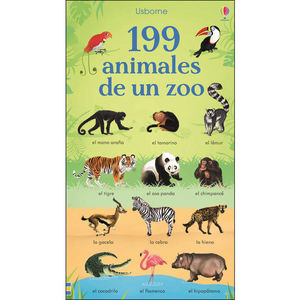 199 ANIMALES DE UN ZOO