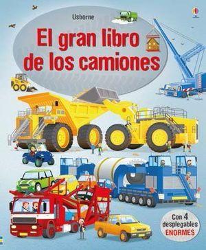 EL GRAN LIBRO DE LOS GRANDES CAMIONES