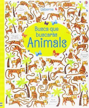 BUSCA QUE BUSCARAS ANIMALS (CATALAN)