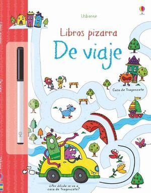 LIBROS PIZARRA DE VIAJE