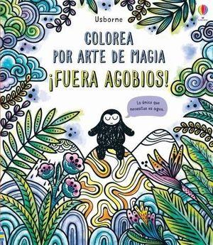 COLOREA POR ARTE DE MAGIA. FUERA AGOBIOS