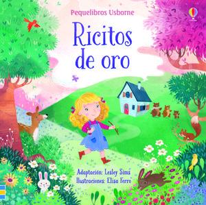 PEQUELIBROS RICITOS DE ORO