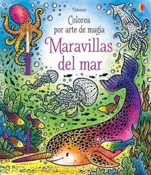 COLOREA POR ARTE DE MAGIA MARAVILLAS DEL MAR