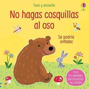 TOCO Y DESCUBRO. NO HAGAS COSQUILLAS AL OSO