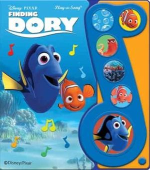 NOTA MUSICAL FINDING DORY