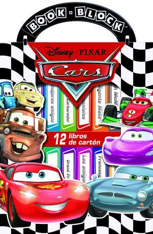 MI PRIMERA LIBRERIA CARS 2