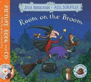 ROOM ON THE BROOM+CD