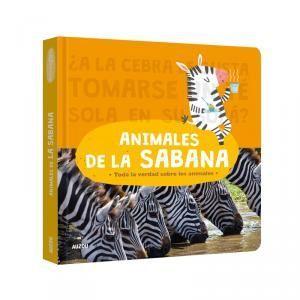 ANIMASCOPIO. ANIMALES DE LA SABANA