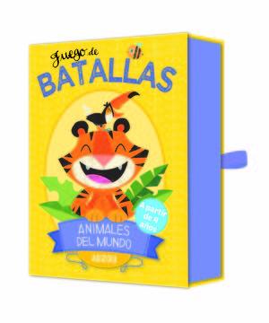JUEGO DE BATALLAS ANIMALES DEL MUNDO