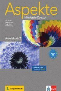 ASPEKTE 2 (B2), LIBRO DE EJERCICIOS + CD-ROM