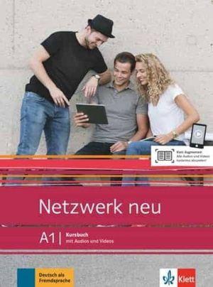 NETZWERK NEU A1 LIBRO ALUMNO+AUDIO+VID
