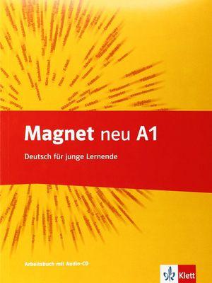 MAGNET NEU A1, LIBRO DE EJERCICIOS + CD