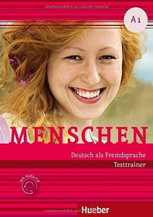 MENSCHEN A1 TESTTRAINER+CD HUEBER