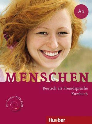 MENSCHEN A1 KURSBUCH MIT DVD-ROM HUEBER