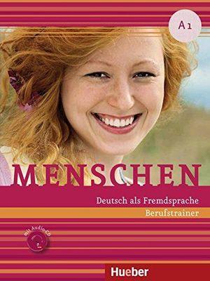MENSCHEN A1 BERUFSTRAINER+CD HUEBER