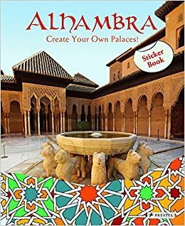 ALHAMBRA CREATE YOUR OWN PALACES