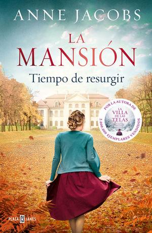 LA MANSION 3. TIEMPO DE RESURGIR