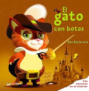 EL GATO CON BOTAS TEXTURAS