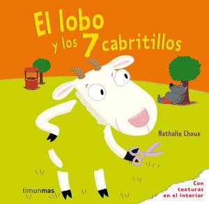 EL LOBO Y LOS 7 CABRITILLOS