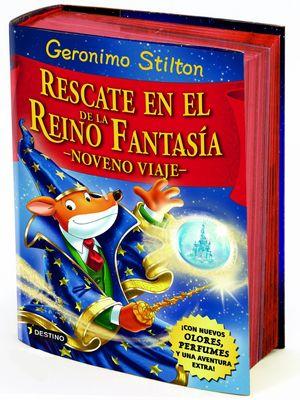 GERONIMO STILTON 9. NOVENO VIAJE RESCATE EN EL REINO DE LA FANTASIA