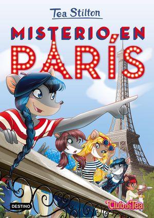 TEA STILTON 4. MISTERIO EN PARIS