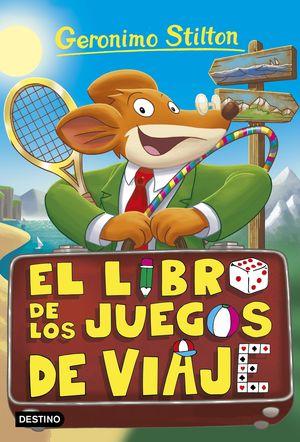 GERONIMO STILTON 34. EL LIBRO DE LOS JUEGOS DE VIAJE