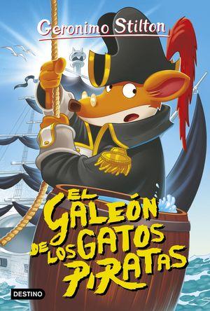 GERONIMO STILTON 8. EL GALEON DE LOS GATOS PIRATAS