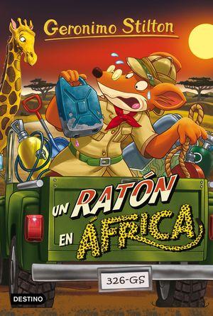 GERONIMO STILTON 62. UN RATON EN AFRICA
