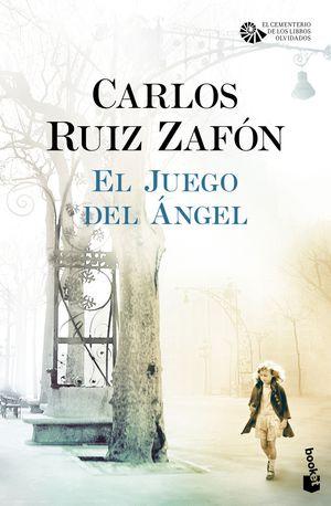 EL CEMENTERIO DE LOS LIBROS OLVIDADOS 2. EL JUEGO DEL ANGEL