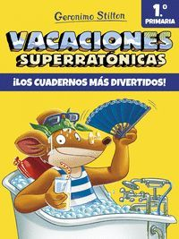 1EP. GERONIMO STILTON VACACIONES SUPERRATONICAS 1