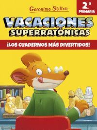 2EP. GERONIMO STILTON VACACIONES SUPERRATONICAS 2