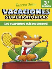 3EP. GERONIMO STILTON VACACIONES SUPERRATONICAS 3