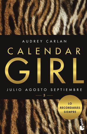 CALENDAR GIRL 3