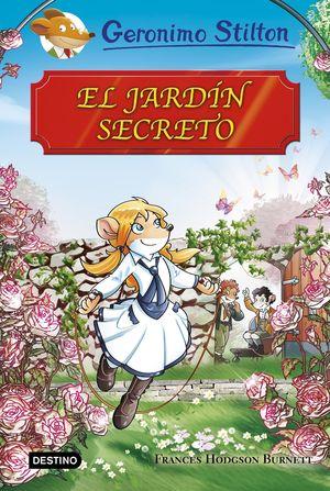 GERONIMO STILTON. EL JARDIN SECRETO