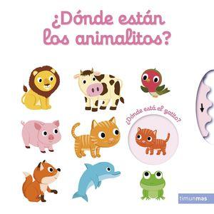 DONDE ESTAN LOS ANIMALITOS