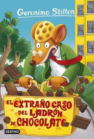 GERONIMO STILTON 69. EL EXTRAÑO CASO DEL LADRON DE CHOCOLATE