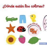 DONDE ESTAN LOS COLORES