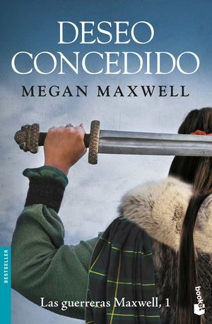 GUERRAS MAXWELL 1. DESEO CONCEDIDO