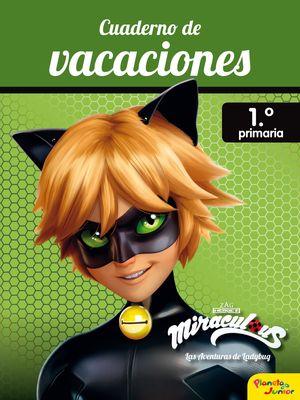 1EP. MIRACULOUS CUADERNO DE VACACIONES 1