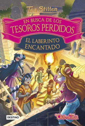 TEA STILTON 3. EL LABERINTO ENCANTADO